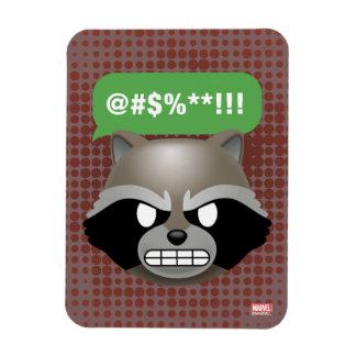 Texting Rocket Emoji Magnet