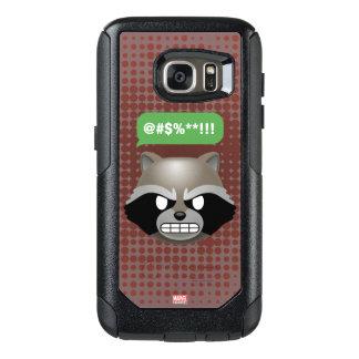 Texting Rocket Emoji OtterBox Samsung Galaxy S7 Case