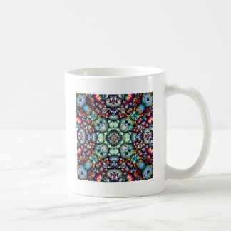 Textural Surfaces of Symmetry Coffee Mug