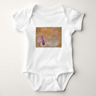 texture #6 baby bodysuit