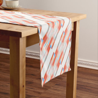 texture  and abstract background short table runner