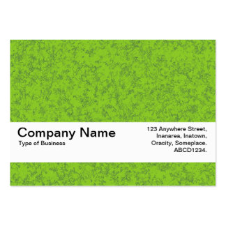 Texture Band V2 - Green Marble Business Cards