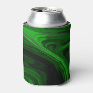 texture green malachite stone can cooler