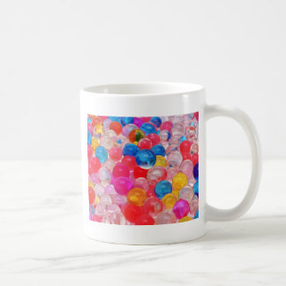 texture jelly balls coffee mug