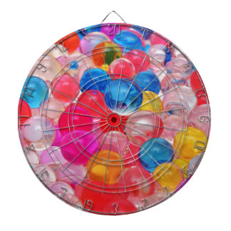 texture jelly balls dartboard