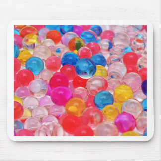 texture jelly balls mouse pad