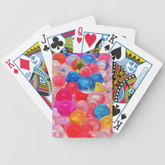 texture jelly balls poker deck