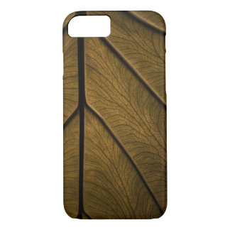 texture leaf iPhone 7 case