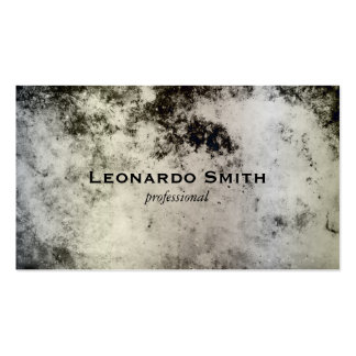 Texture   Marble 2 Pack Of Standard Business Cards