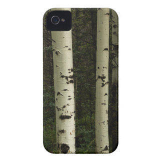 Texture Of A Forest Portrait iPhone 4 Case-Mate Case