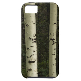 Texture Of A Forest Portrait iPhone 5 Cases