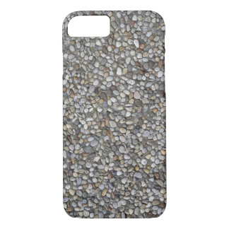Texture of small pebbles iPhone 8/7 case