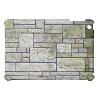 Texture Of Stone Wall ed With Mosses Cover For The iPad Mini