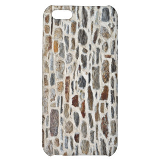 Texture Of Stone Wall With Cement Case For iPhone 5C