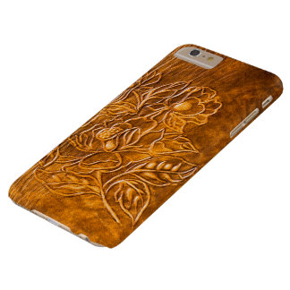 Texture of the flower barely there iPhone 6 plus case
