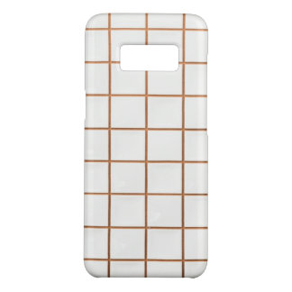 Texture Samsung Galaxy S8, Barely There Phone Case