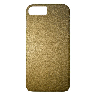 Textured Bronze iPhone 7 Plus Case