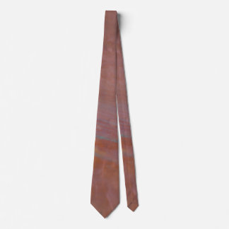 Textured copper tie