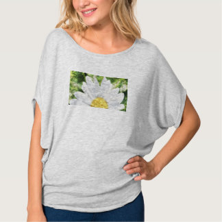 Textured Daisy T-Shirt