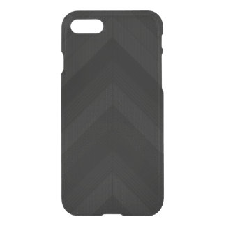 Textured Dark Stripes iPhone 8/7 Case