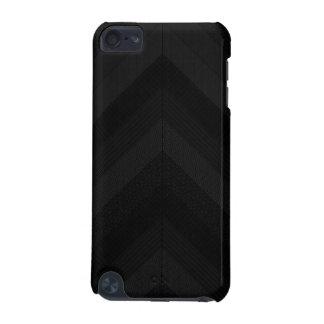 Textured Dark Stripes iPod Touch (5th Generation) Case