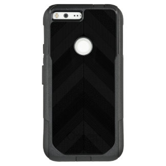 Textured Dark Stripes OtterBox Commuter Google Pixel XL Case