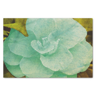 Textured Flower by Shirley Taylor Tissue Paper