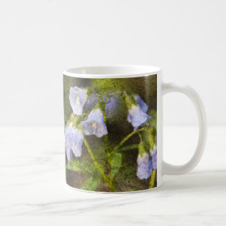 Textured Jacobs Ladder Coffee Mug