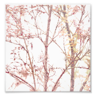 Textured Nature Print