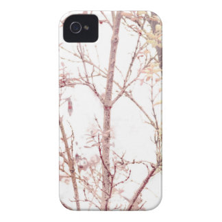 Textured Nature Print iPhone 4 Cover