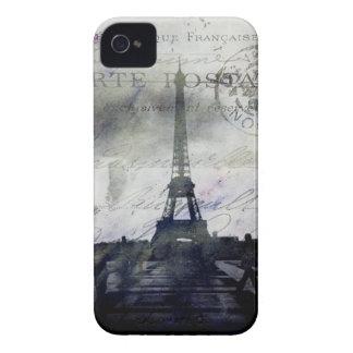Textured Paris in Lavender Blackberry Bold Case