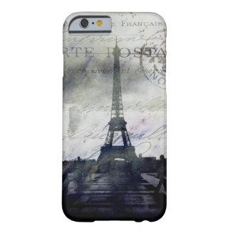 Textured Paris in Lavender iPhone 6 case ID Case