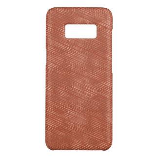 Textured Rose Gold Case-Mate Samsung Galaxy S8 Case