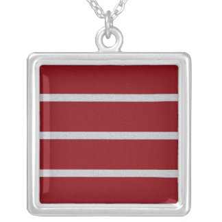 Textured Stripes necklace, customize