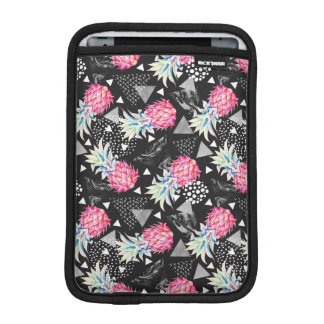 Textured Triangle Pineapple Pattern iPad Mini Sleeve
