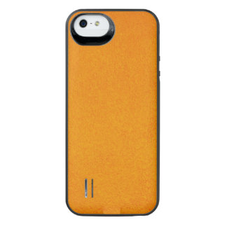Textured Wildfire iPhone SE/5/5s Battery Case