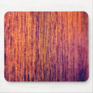 Textured Wood Mouse Pad