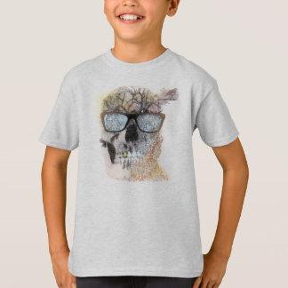 Texty Skull T-Shirt
