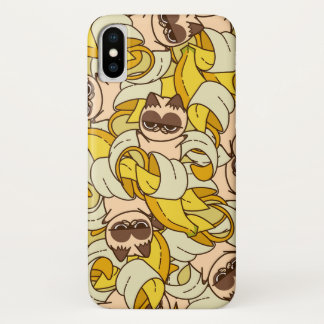 Texura banana iPhone x case