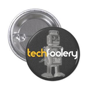 TF Robot Logo - Buttons