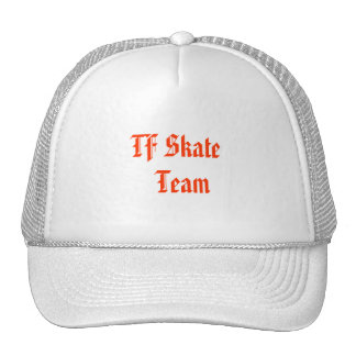 TF Skating Trucker Hats