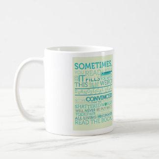 TFIOS quote mug