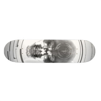TFP False Reality Skull 18.1 Cm Old School Skateboard Deck