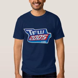 TFW2005.COM Animated Logo T-shirts