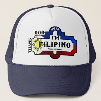 TGI-Filipino Hat