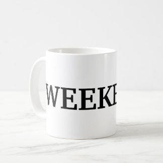 TGI The Weekend Coffee Mug