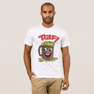 TGIF Happy Beer T-Shirt