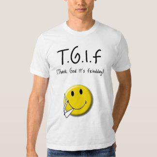 tgif shirts
