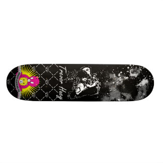 th custom skateboard