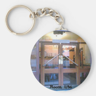 Th Grafton Hotel Basic Round Button Key Ring